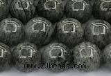 CPC711 15 inches 8mm round phantom quartz gemstone beads